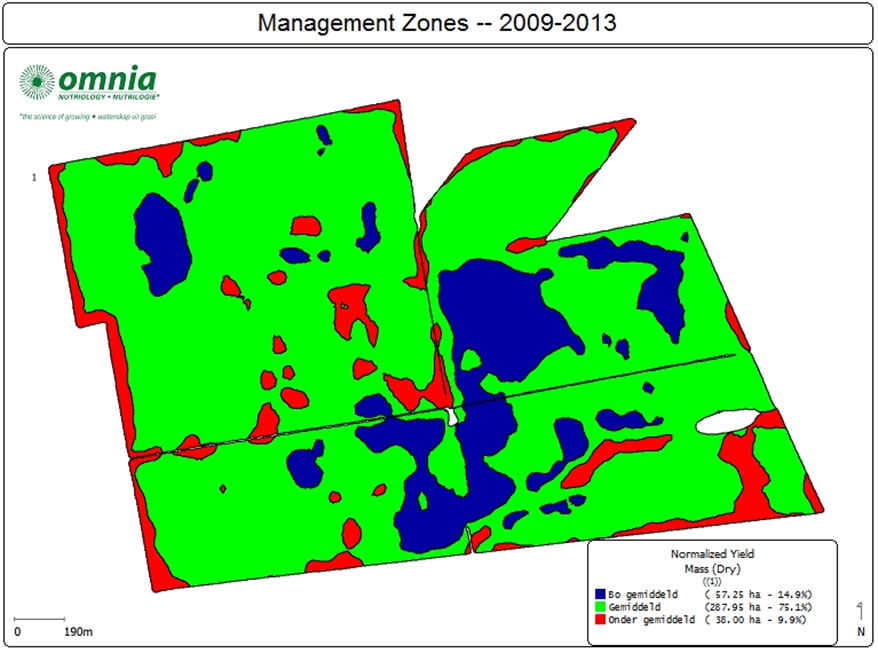 Figure 2 management zones